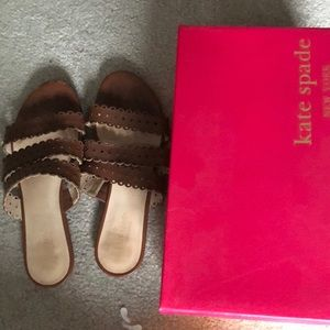 KATE SPADE Brittany sandal size 9